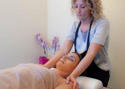 corpo Centro estetico Harmony massaggio