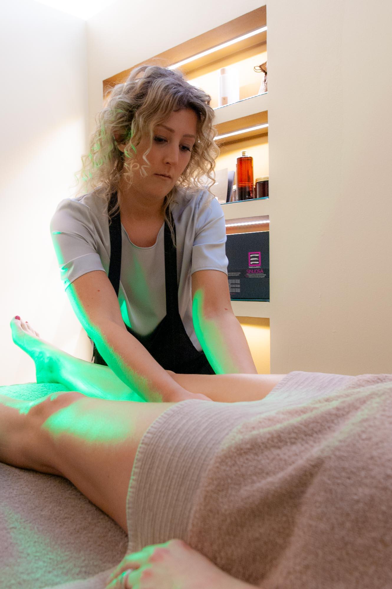 estetica harmony zocca massaaggio