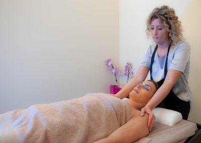 Centro estetico Harmony massaggio
